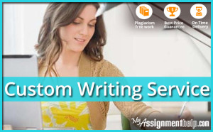 Custom Writing and Research Service for Students