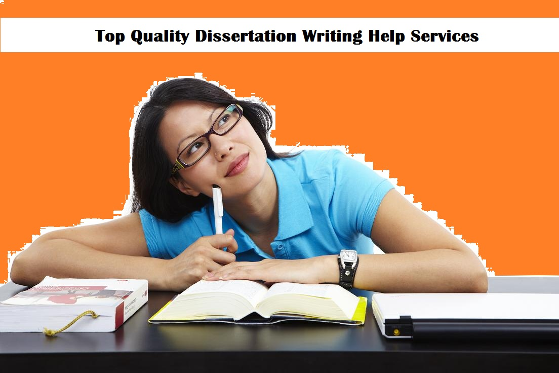 Help With Writing A Dissertation Quickly